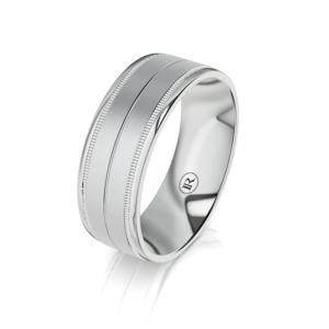 zirconium wedding rings