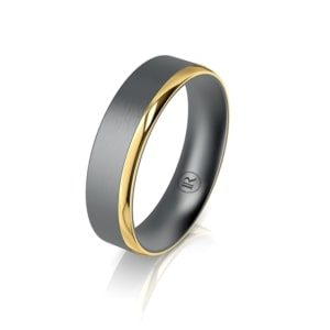 Tantalum wedding rings