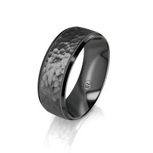 best zirconium wedding rings