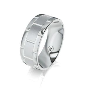 Platinum Infinity Rings