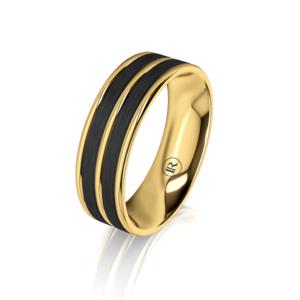 carbon fiber ring,