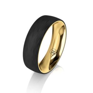 carbon fibre wedding rings australia
