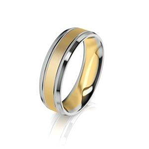 Gold wedding bands